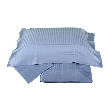 Completo lenzuola Rasatello di Cotone 2 piazze